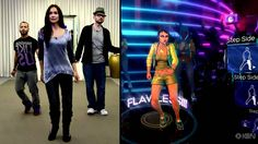 Kinect: Dance Central Full Motion Preview with Jessica Chobot