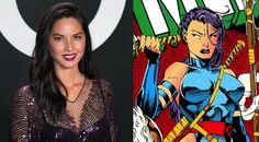 "The ensemble cast of Bryan Singer's X-Men: Apocalypse expands today as the director reveals that Olivia Munn (""The Newsroom,"" Magic Mike) will be playing Betsy Braddock (aka Psylocke) in the upcoming franchise sequel!"