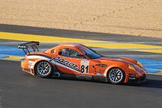 Panoz Esperante GT-LM 2007 Le Mans Tom Kimber-Smith / Danny Watts / Tom Milner Jr. #motorsport #racing #lms #car #motor #passion #sport #prototype #gt #24h