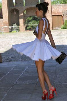 Summer colors Amo branco meu estilo sempre