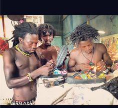#guttasoles Dreadlocks, African, Hair Styles, Beauty, Shoes, Design, Hair Plait Styles, Zapatos, Shoes Outlet