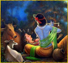 Radha Krishna : A Divine Love Lord Krishna, Krishna Flute, Krishna Leela, Jai Shree Krishna, Radha Krishna Love, Radhe Krishna, Baby Krishna, Radha Rani, Hanuman