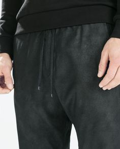 Image 6 of JOGGING PANTS from Zara