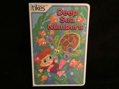 Deep Sea Numbers iTikes Book
