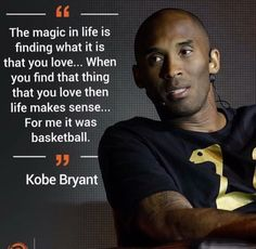 Kobe Bryant Inspiration and Motivation