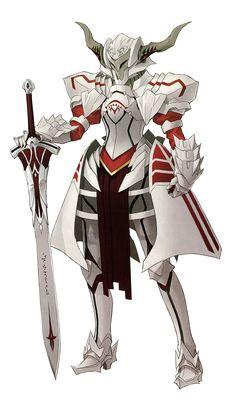 Las historias detrás de los Servants Rojos de Fate/Apocrypha