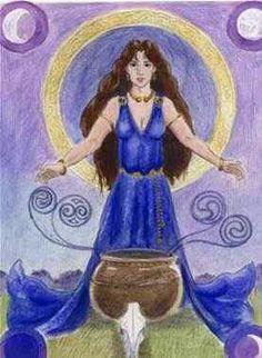 Goddess Kerridwen