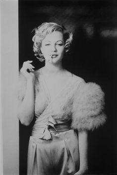 Drew Barrymore by Ellen Von Unwerth