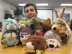 Learn the members of the family in Spanish with this catchy tune!