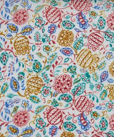 Liberty Art Fabrics Eri A Tana Lawn | Fabric by Liberty Art Fabrics | Liberty.co.uk