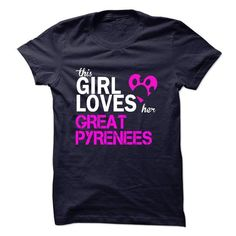 GREAT PYRENEES T Shirts, Hoodies, Sweatshirts. CHECK PRICE ==► https://www.sunfrog.com/LifeStyle/GREAT-PYRENEES-50509405-Guys.html?41382