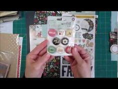 Scrapbooking Haul from Simonsaystamp - YouTube