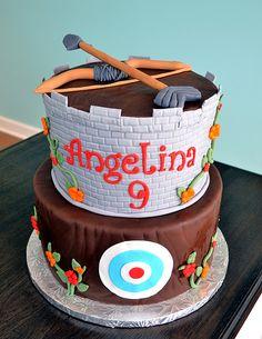 Brave+Birthday+Cake