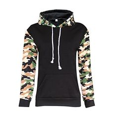 Hengzhi Womens Hoodies Cross Neck Lightweight Cute Pullover Hooded Autumn Top ** Check out this great product.  This link participates in Amazon Service LLC Associates Program, a program designed to let participant earn advertising fees by advertising and linking to Amazon.com.