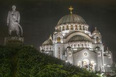 Catedral de São Sava, em Belgrado, a maior igreja ortodoxa do mundo  Hram-svetog-save-atipiks-beograd - Sérvia – Wikipédia, a enciclopédia livre
