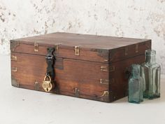 View our  Vintage Jewellery Box from the  For The Home collection