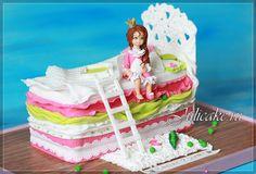 """Торт """"Принцесса на горошине! - Кондитерская - Babyblog.ru"""