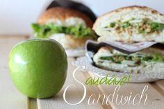 Dona Biscoito: Sandwich saudável... para descomplicar!