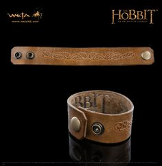 "WANT! We loooove the new Lord of the Rings and The Hobbit Leather Cuffs from Weta Workshop! With the ""Scrolls of Rohan"", ""Vines of Hobbiton"", and ""Dwarven Decoration"" designs to choose from, I'm pretty sure I'll have to buy them all. Which is your favorite?"