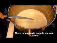 Recetas de cocina en www.cocinista.es. Cómo hacer Queso maduro (vídeo) paso a paso y sus ingredientes.