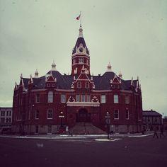 Winter in Stratford, #Ontario