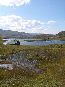 Hardangervidda, Noorwegen