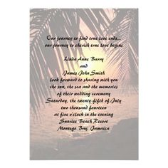 See MoreBeach Wedding InvitationYes I can say you are on right site we just collected best shopping store that have