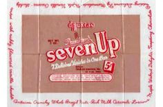 The Seven Up bar came out before the bottling company.  The bottling company eventually bought out the bar and retired it.