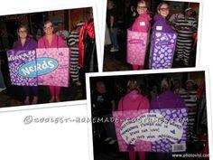 Coolest Homemade Couples Halloween Costume: Wonka Nerds