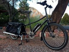 Full review of the Xtracycle EdgeRunner cargo bike with the Falco eMotors electric bike kit! http://electricbikereport.com/xtracycle-edgerunner-cargo-bike-with-falco-emotors-electric-bike-kit-review-video/