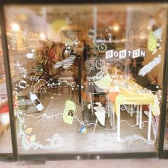 写真 3 のコピー Bonton Daikanyama Book Cafe