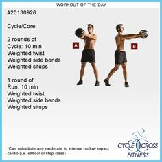 Workout of the Day - 26 Sep 2013 - Love and Primal