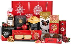 Joybelles Christmas gift hampers