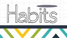 A year of intentional habit building for children. 12 habits to cover 1 per month, with books and activities and games to help reinforce the habit of the month. We first did this in 2012 and it was life changing for our family!