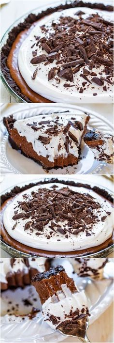all-food-drink: The Best French Silk Pie