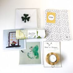 Sealed With Irish Love group shot Love Box, Bees Knees, Tea Lights, Seal, Irish, Gallery Wall, Stationery, Group, Crafts