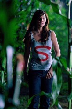 Erica Durance As Lois Lane Smallville
