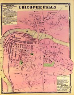 Town map reproductions