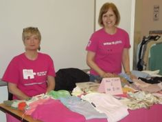 Lots of things to buy at Breast Mates' 'Brew and Buy' which raised over £400! #fundraising #fashion #breastcancer