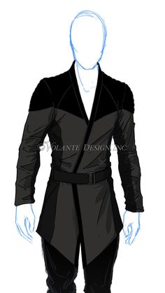 Volante design — concept: the apprentice light and dark color. Fantasy Character Design, Character Design Inspiration, 3d Character, Character Concept, Anime Outfits, Cool Outfits, Modelos Fashion, Star Wars Outfits, Armor Concept