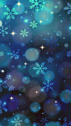 Snowflake iphone