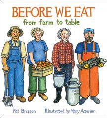 BEFORE WE EAT: From Farm to Table: 2016