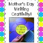 A great Mother's Day gift straight from the heart! This unit comes with flower templates to copy or trace onto colored paper. Students will use the...