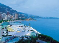 Monaco... can't wait to go back