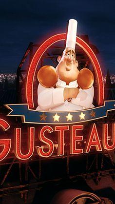 *GUSTEAU ~ Ratatouille, 2007