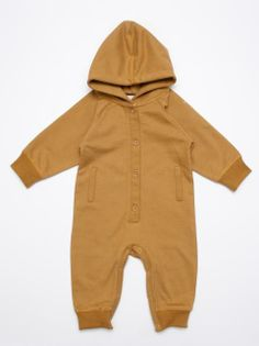 Gray Label Hooded Jumpsuit HoodedJumpsuit / oker