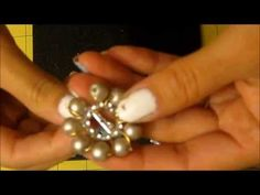 Beaded ball - YouTube