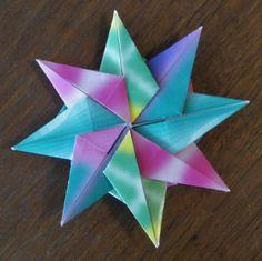 8 piece origami