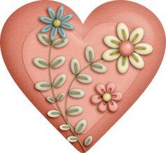 heart, png, heart, Herzen, corazones,
