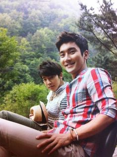 Donghae Siwon : Super Junior Come visit kpopcity.net for the largest discount…